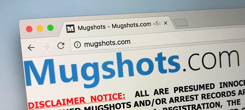 Can You Remove Your Mugshot Online?