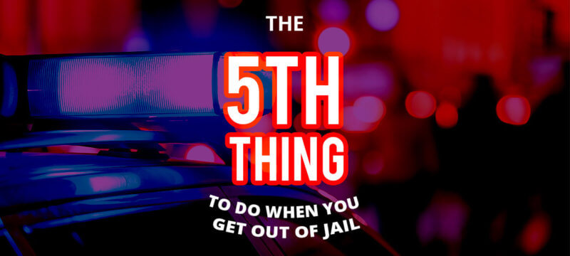 Cruisin' For A Bruce-In: The Fifth Thing To Do When You Get Out of Jail